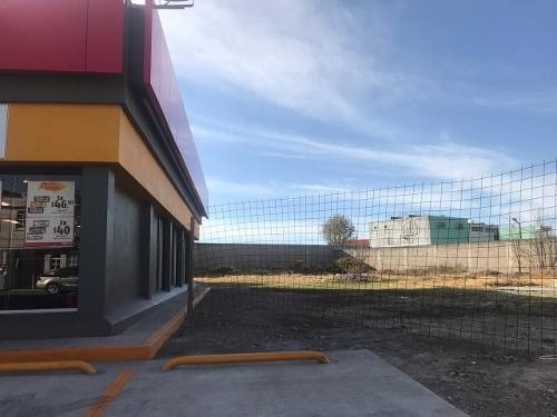 Terreno Comercial En Renta, San Lorenzo Tepaltitlan, Toluca