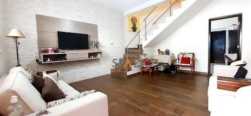 Imagem 1 de 15 de Sobrado Com 3 Dormitórios À Venda, 150 M² Por R$ 415.000,00 - Centro - Rio Claro/sp - So0085