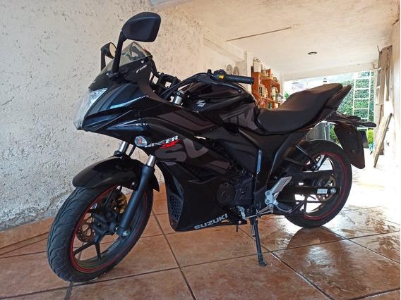 Moto Suzuki Gixxer Sf 155