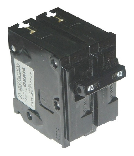 Breaker Superficial 2 X 50 Amp. - 152765
