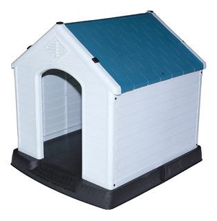 Casa Para Perros Raza Mediana 70*63*70cm