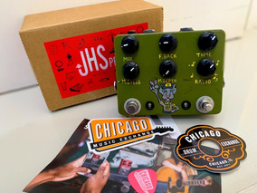 Delay Analógico Jhs Panther Cub Custom Painted V1.5