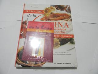 El Gran Libro De La Cocina De Mariscos Y Pescados