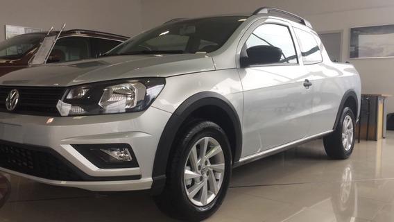 Volkswagen Saveiro Cabina Doble 1.6 2020 0km 1