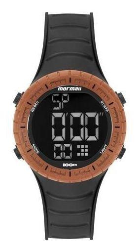 Relógio Mormaii Masculino Moy1554ab/8l Esportivo Silicone