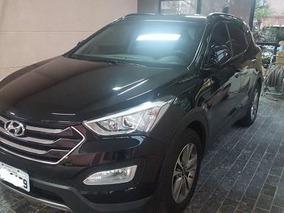 Hyundai Santa Fe 3.3v6 2016 Un.dono 14.000kms