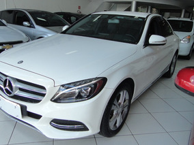 Mercedes C180 1.6 Avantgarde Turbo 2015, Único Dono,revisada
