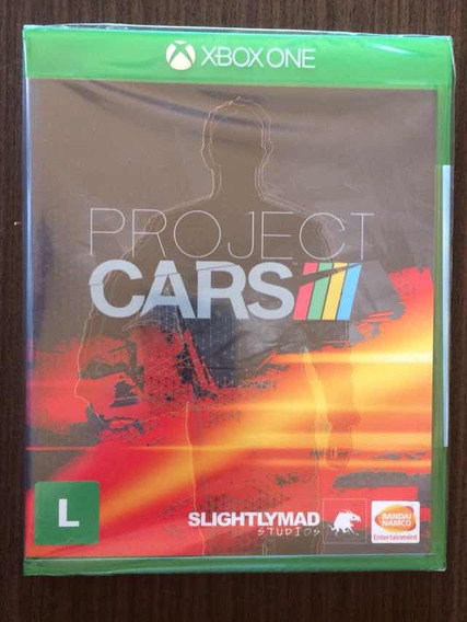 Jogo Project Cars - Xbox One (mídia Física)