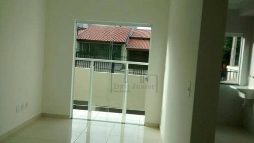 Apartamento Com 2 Dormitórios À Venda, 54 M² Por R$ 160.000 - Jardim Itanguá - Sorocaba/sp - Ap1578