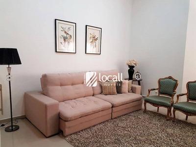 Casa Com 3 Dormitórios Para Alugar, 168 M² Por R$ 2.800/mês - Residencial Village Damha Rio Preto Ii - São José Do Rio Preto/sp - Ca1924