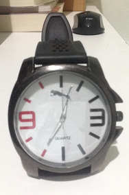 Relógio Puma Quartz Silicone T-1103 (original)