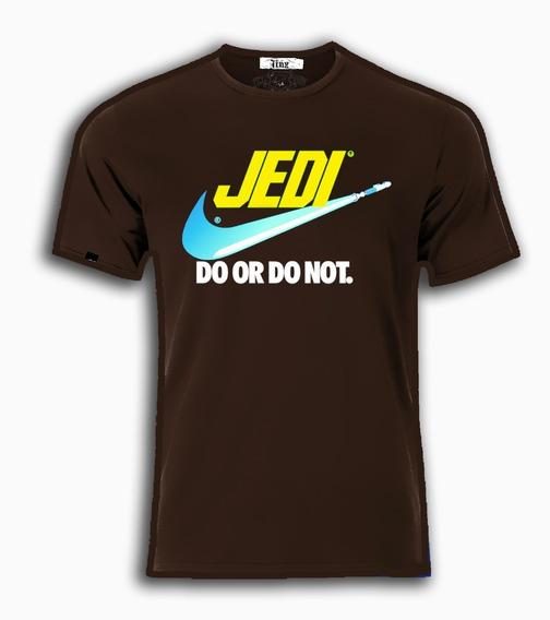 Playera O Camiseta Jedi Star Wars Estilo Just Do It Sport