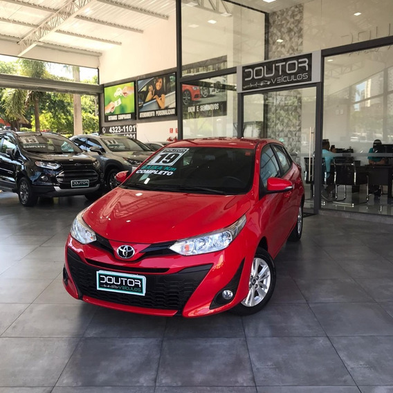 Toyota Yaris 1.3 16v Flex Xl Manual 2019 / Yaris 19