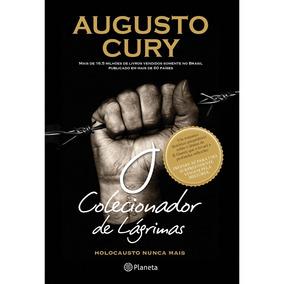 Livro Usado - O Colecionador De Lágrimas - Augusto Cury