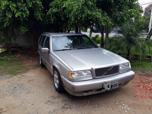 Volvo 850 1995 Perua Sw Aspirado Super Inteiro E Original