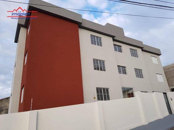 Apartamento Residencial À Venda, Jardim Imperial, Atibaia. - Ap0259