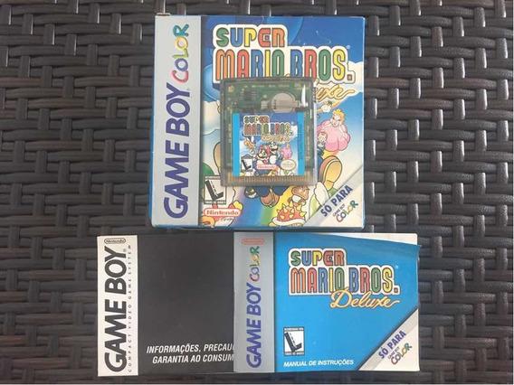 Super Mário Bros. Deluxe - Game Boy Color