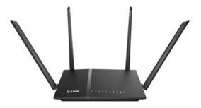 Roteador Wifi D-link Dir 825 Ac 1200mbps Dual Band 5 Dbi