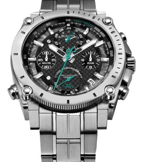 Relógio Bulova 140º Aniversario 96b241 Precisionist Limited