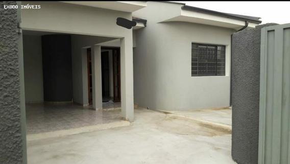 Casa Para Venda Em Rio Das Pedras, São Cristóvão, 2 Dormitórios, 1 Banheiro, 3 Vagas - Ca344
