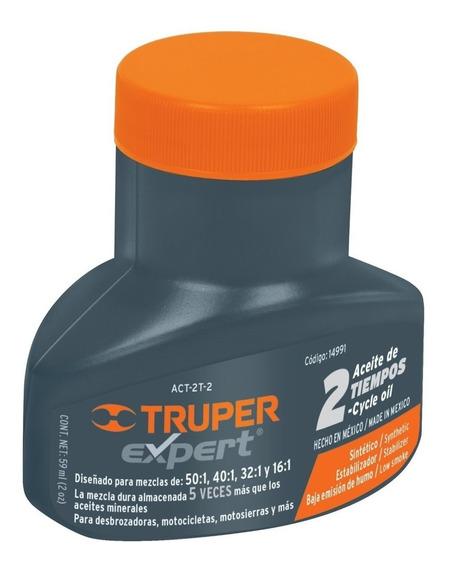 Aceite Sintético Para Motor De 2 Tiempos Truper 14991