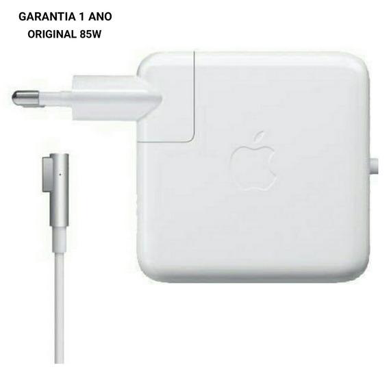 Carregador Para Apple Macbook Pro A1343 85w Original 100%