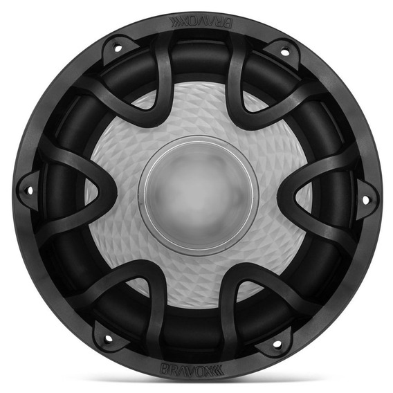 Subwoofer 12 Polegadas Bravox New Uxp Power 12d2 500w Rms
