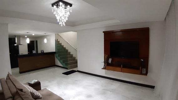 Excelente Casa Com Três Quartos. - Ed3449