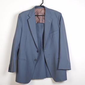 Roupas P/ Estudio Fotog - Blazer Azul Lindo - Usado