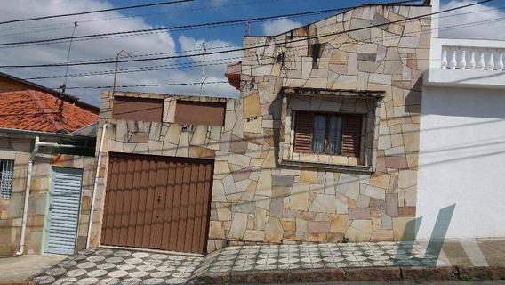 Casa Residencial À Venda Em Sorocaba, Vila Hortência, Sorocaba - Ca0565. - Ca0565