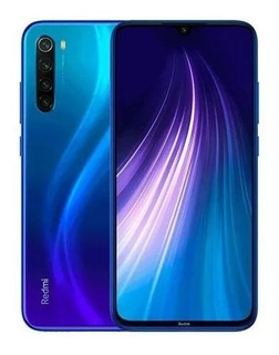 Celular Xiaomi Redmi Note 8 64gb 4gb Ram Versão Global