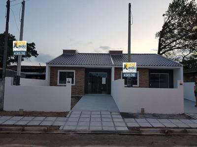 Casa Geminada Para Venda No Praia De Leste Em Pontal Do Para - 868