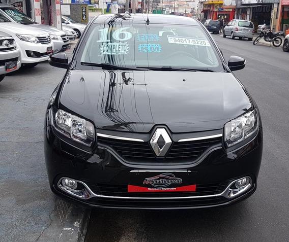 Renault Logan 1.6 Dynamique 8v Flex 4p Automatizado