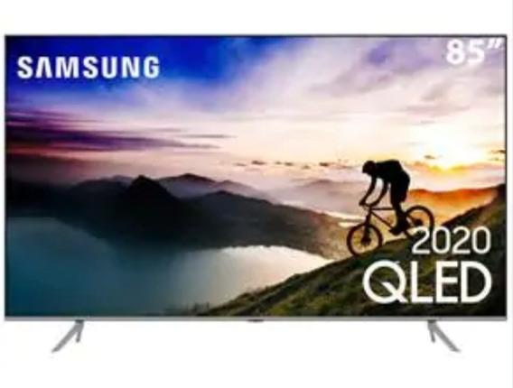 Tv Samsung 85 Qled 4k 2020. Nova. Na Caixa. Lacrada.