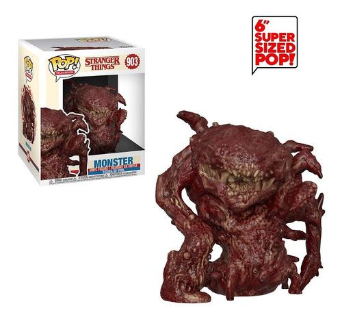 Funko Pop! Tom/bruce Monster Stranger Things #903 6 Pulgadas