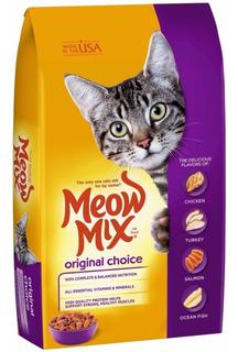 Alimento Para Gatos Meow Mix