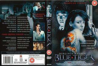 Filme Blue Tiger Desafiando A Yakuza Filmes Dvd no Mercado