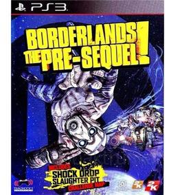 Borderlands The Pre-sequel Ps 3 Game Playstation Lacrado