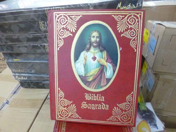 - A Bíblia Sagrada. Edição De Luxo Rara.