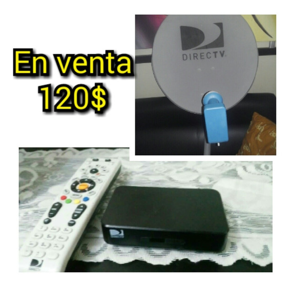 Decodificador Directv + Antena + Multi Switch