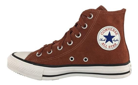 Tênis Converse All Star - Casual - Vermelho/tijolo