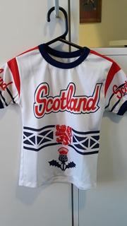 Camisa Futebol Seleção Escócia