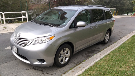 Toyota Sienna 3.5 Le At 2017