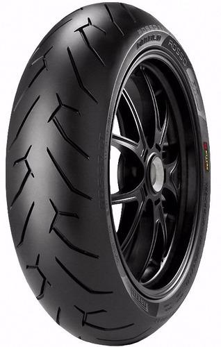 Imagen 1 de 3 de Cubierta Pirelli Diablo Rosso 2 130/70-17 (62 H) Tl - Sandin
