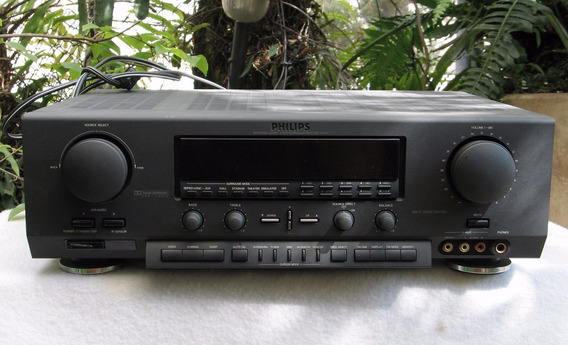 Philips Audio Video Receiver Fr951 Fr951p Bk01 Excelente