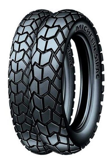 Pneu Bros, Crosser Michelin 110/90-17 Sirac