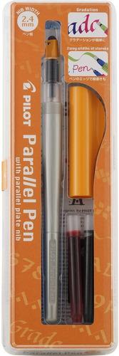 Pluma Caligráfica Parallel Pilot 2.4mm