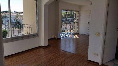 Apartamento Residencial À Venda, Vila Alexandria, São Paulo. - Ap1751