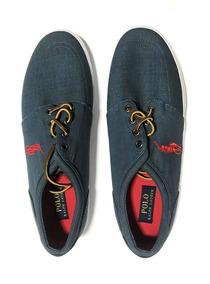 0127b21364e Zapatos Casuales Polo Ralph Lauren Color Azul - Talla 47