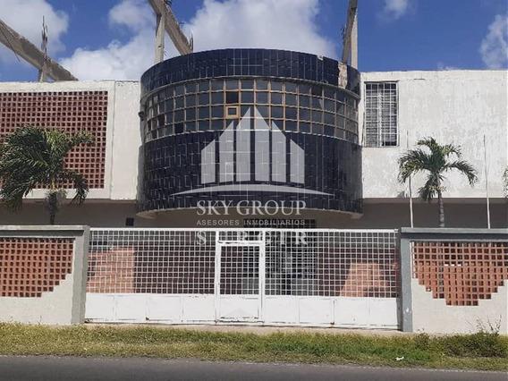 Edificio En Prolongación Girardot Sge-016